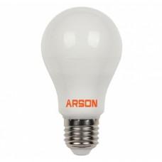 დიოდური ლედ ნათურა  A60 - 9W E27 6500K  Arson