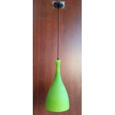 ჭაღი ბოთლის ფორმა მწვანე